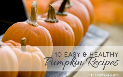 10 Easy & Healthy Pumpkin Recipes