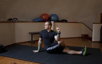 20-Minute Total Body Stretch Series