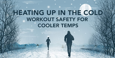 INFOGRAPHIC: Workout Safety For Cooler Temps