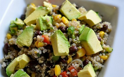 Two Fit Girls Recipe of the Month: Southwest Quinoa Salad