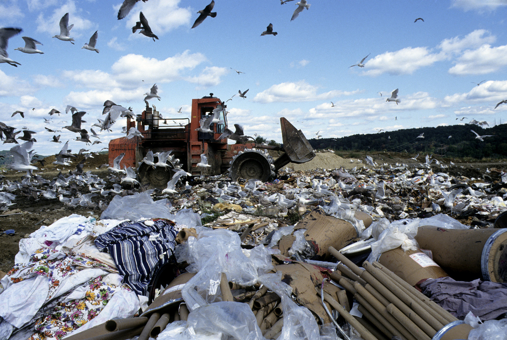 Connecticut landfill. Photo credit: United Nations Photo, Flickr