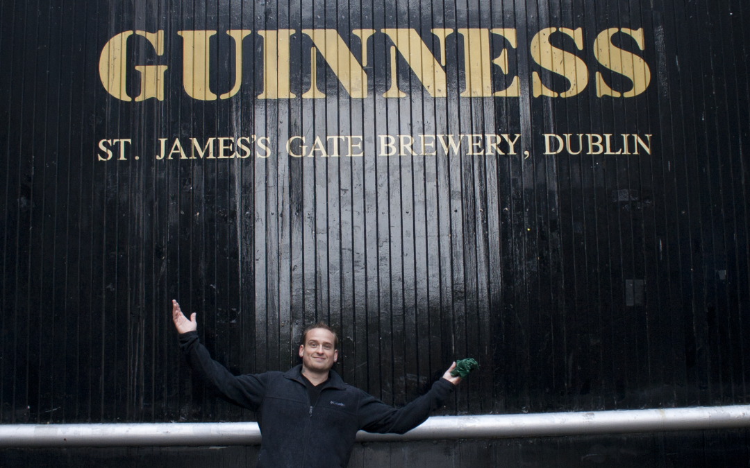 Ireland in a Pint: Touring Dublin's Historic Guinness Brewery