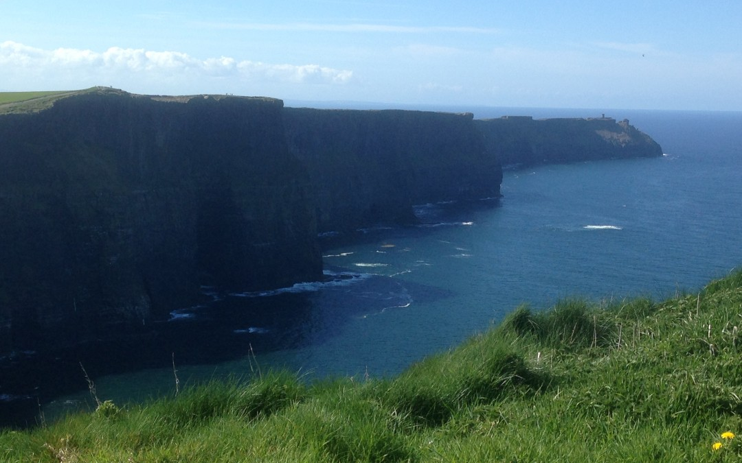 On the Edge of Ireland: The Burren and Cliffs of Moher Geopark
