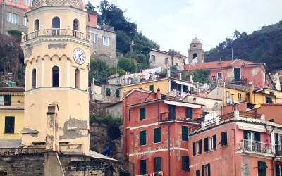 Letters from the Cinque Terre