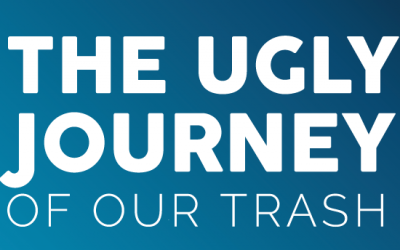 The Ugly Journey of Our Trash [Infographic]