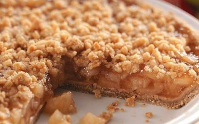 Recipe of the Month: All-American Apple Pie