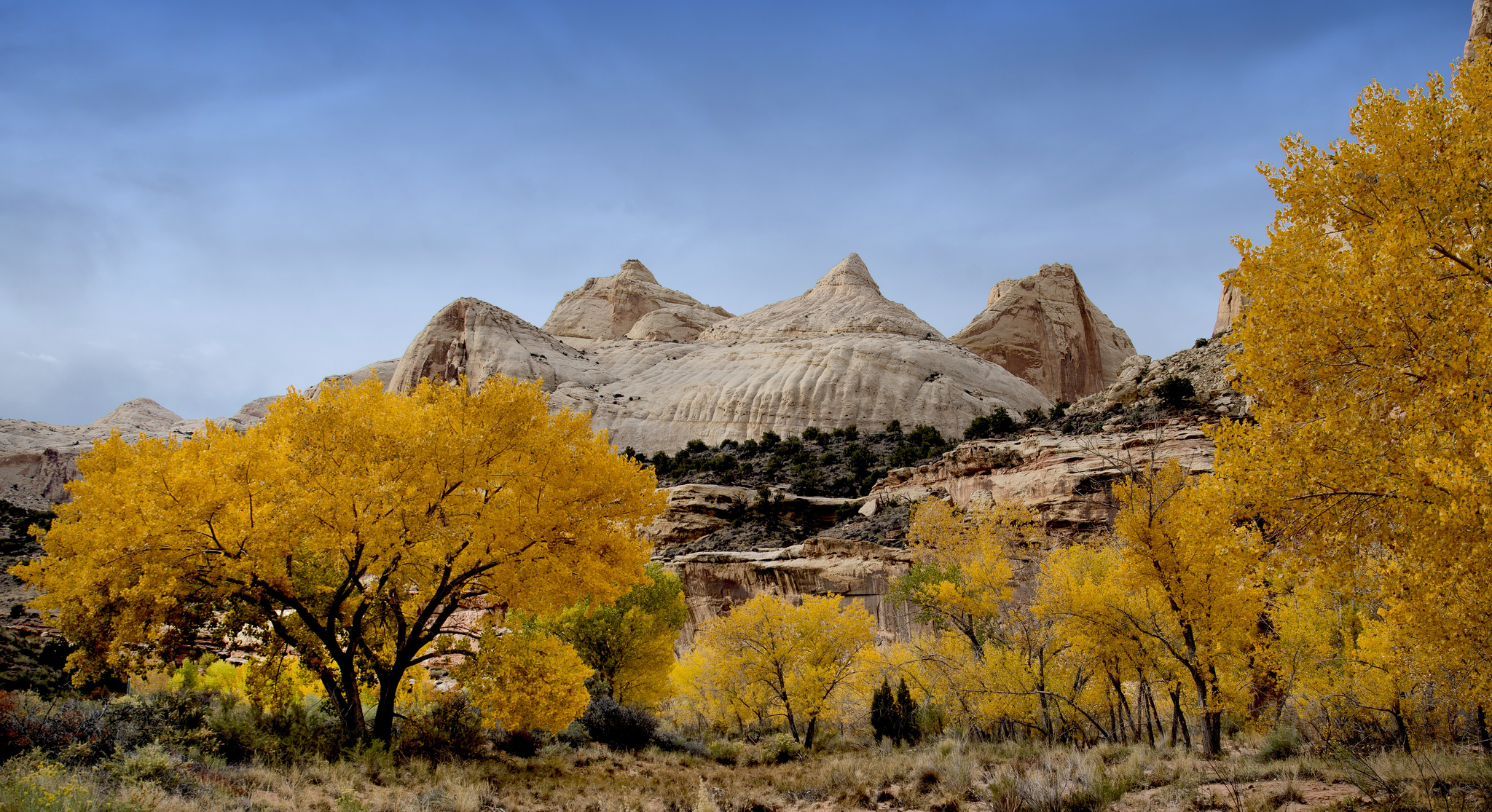 Capitol Reef National Park by John Fowler