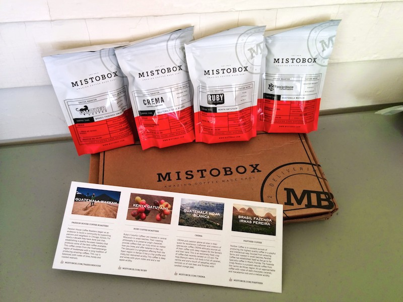 mistobox coffee