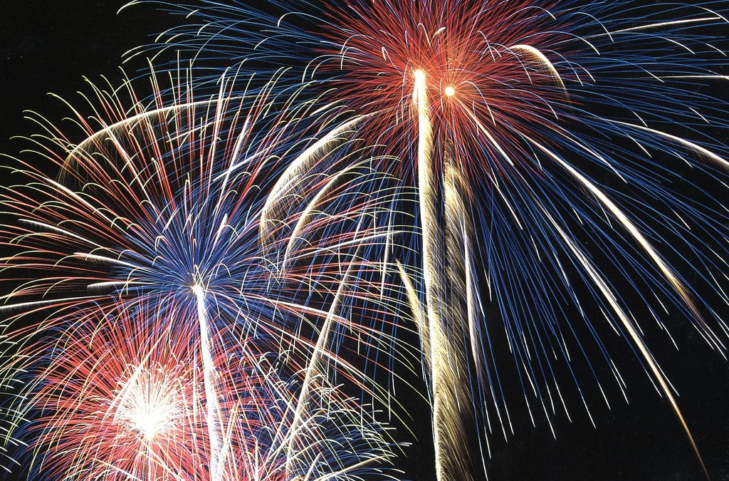 10 Spectacular Small-Town Fireworks Displays