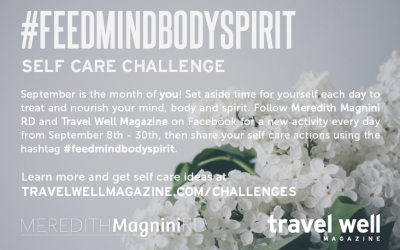 September Self Care Challenge [+ 20 Activity Ideas]