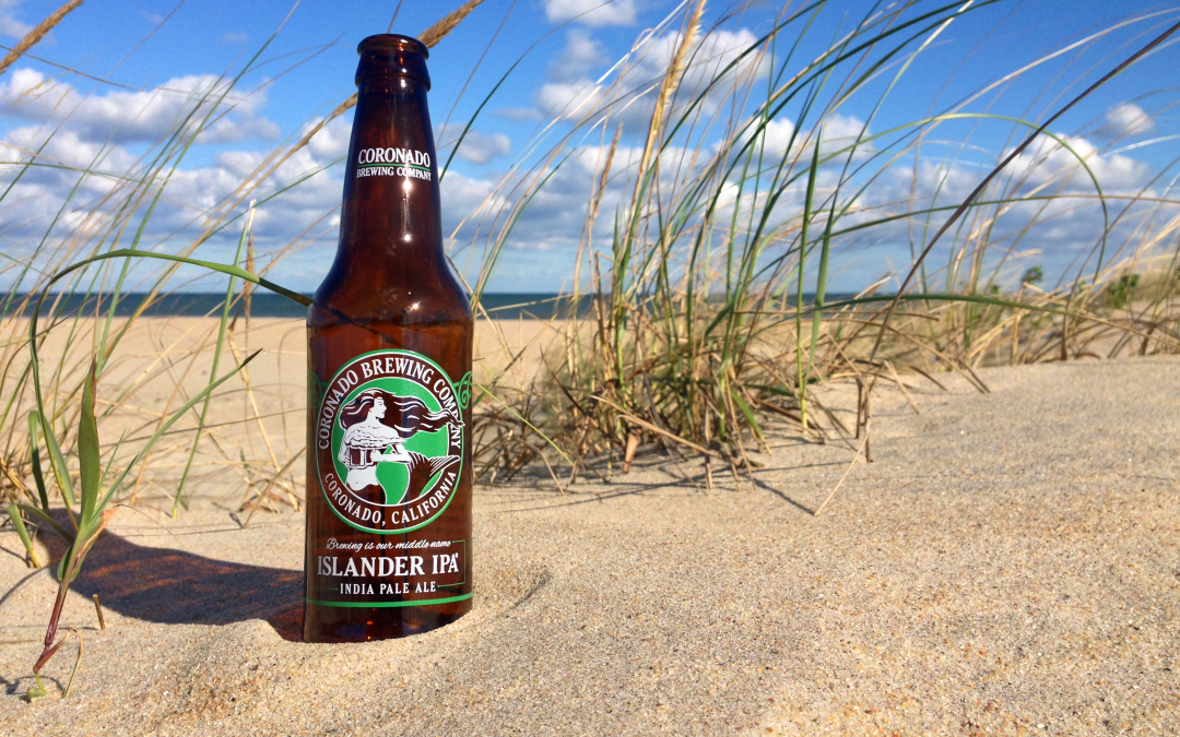 Beer of the Week 10/19/15: Coronado Brewing Company Islander IPA