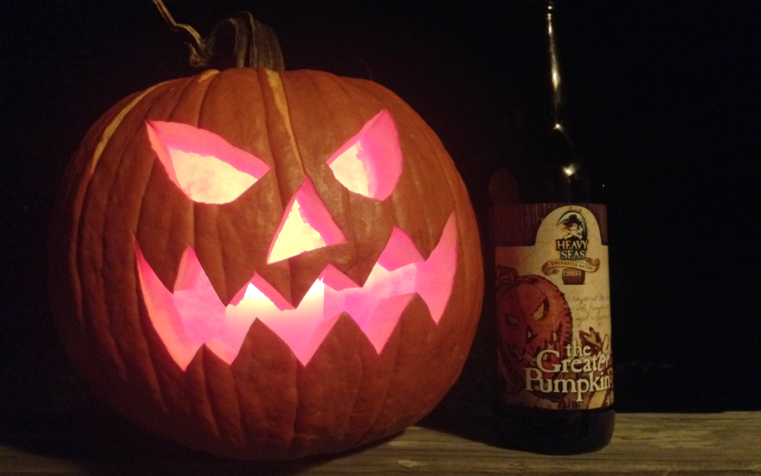 Beer of the Week 10/26/15: Heavy Seas' The Great'er Pumpkin