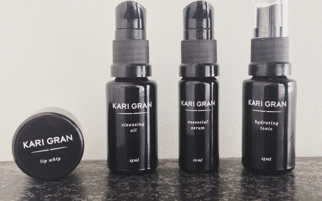 Kari Gran Eco-Luxe Skin Care Travel Set Review