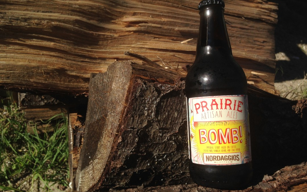 Beer of the Week 11/16/15: Prairie Artisan Ales' BOMB!