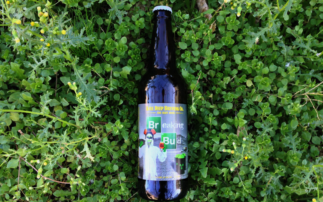 Beer of the Week 12/19/15: Knee Deep Brewing Company's Breaking Bud IPA