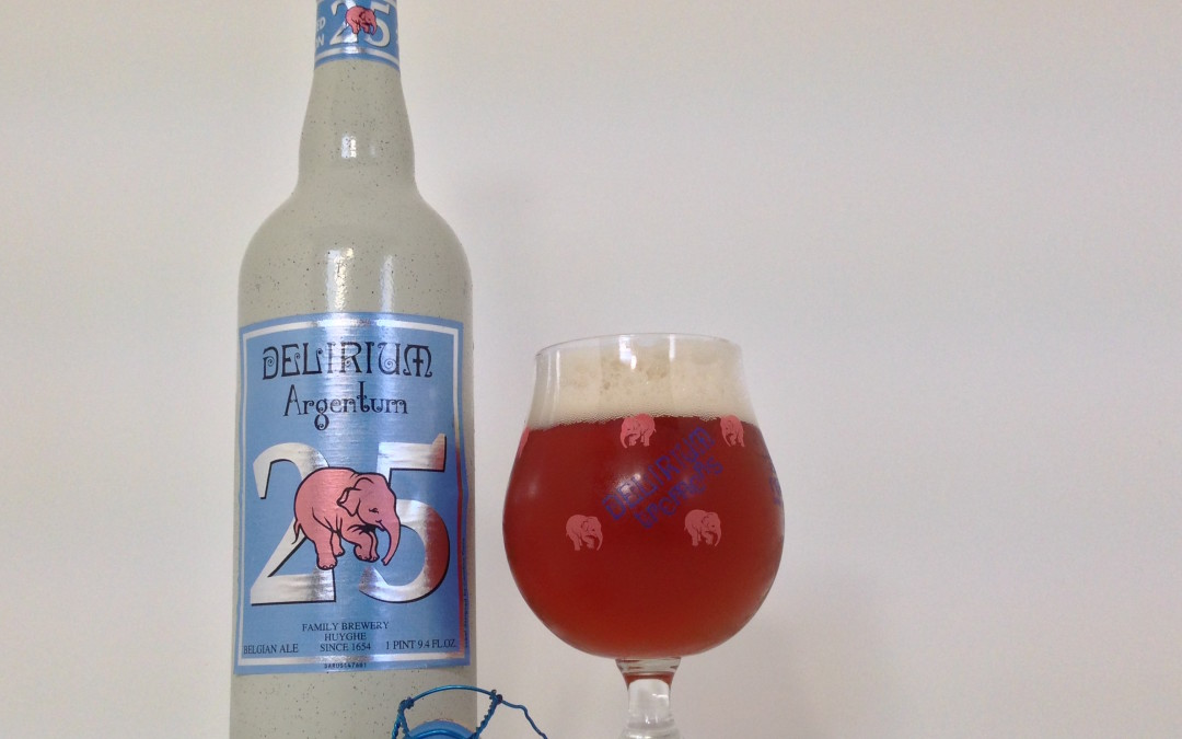 Beer of the Week: Brewery Huyghe's Delirium Argentum