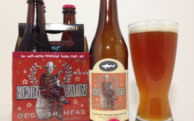 Beer of the Week 1/26/16: Dogfish Head's Burton Baton