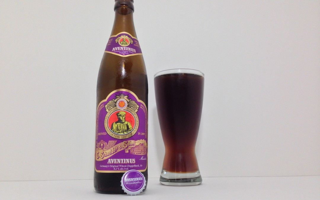 Beer of the Week 2/5/16: Schneider Weisse Aventinus Vintage 2009