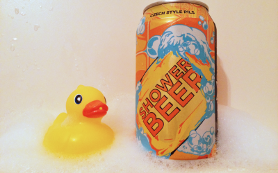 Beer of the Week 2/27/16: Champion Brewing Company's Shower Beer