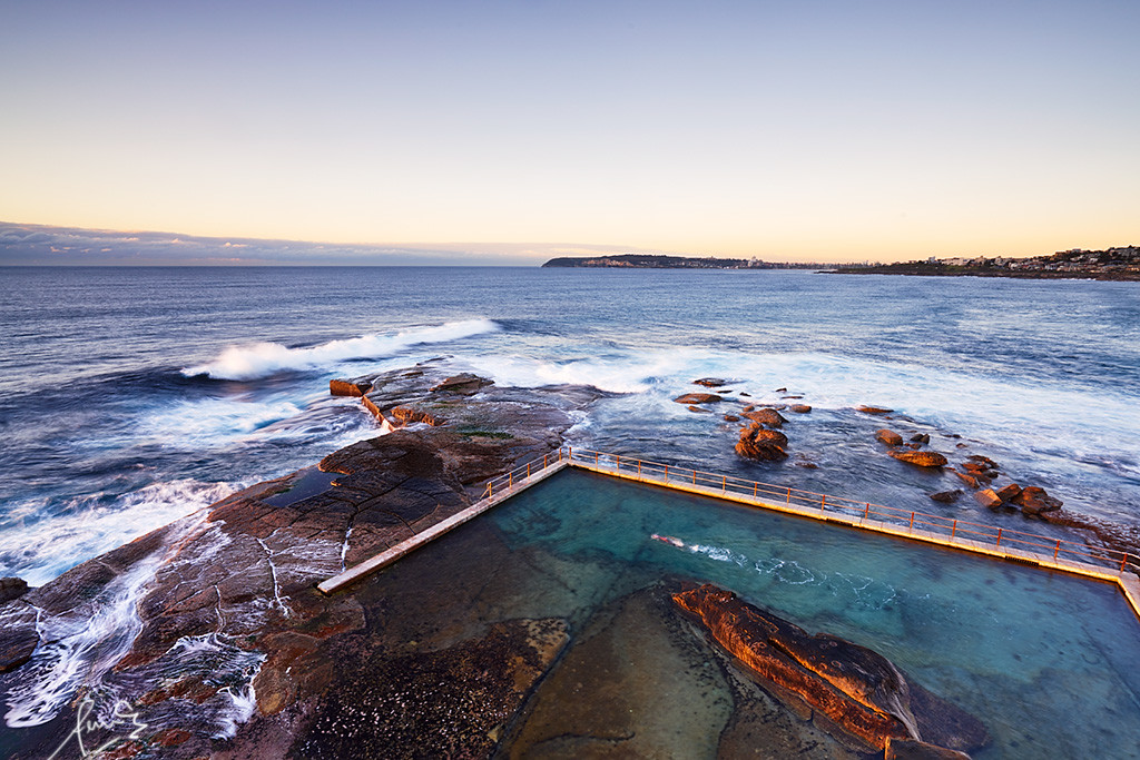 Curl Curl Beach | Photo: Sacha Fernandez, Flickr