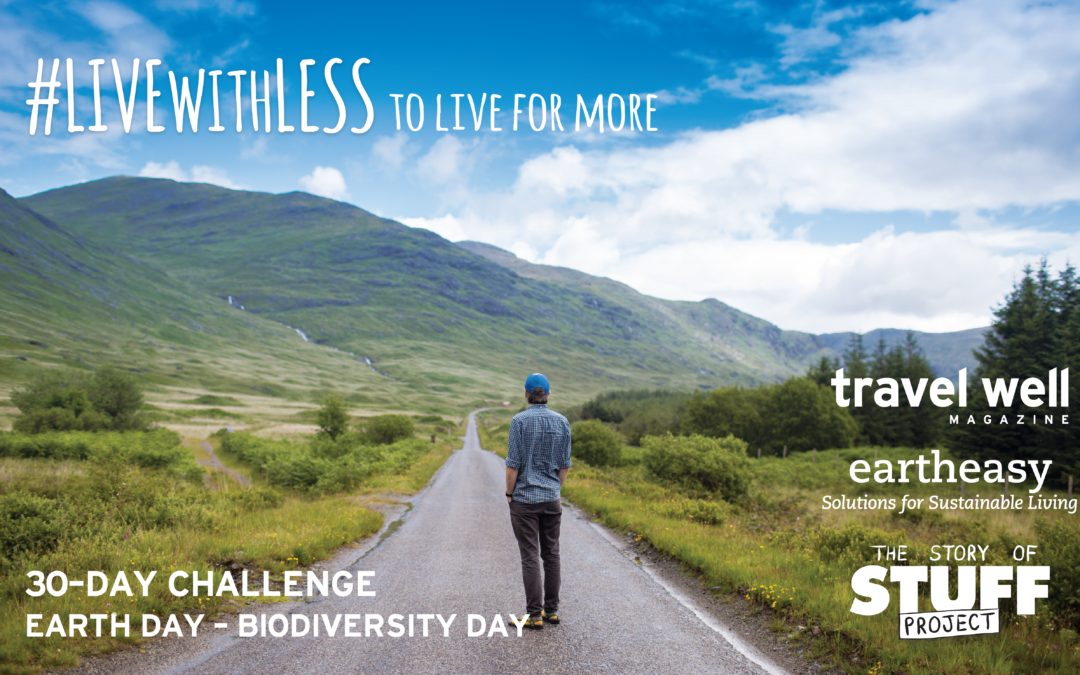 #LiveWithLess 30-Day Challenge
