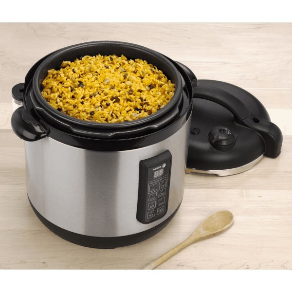 Fagor Stainless Steel 3 In 1 Electric Multi Cooker 6 Quart